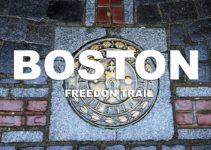 Boston – Freedon Trail Ep 4.